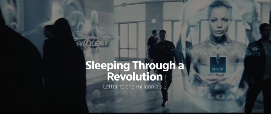 Letter to millennials 2